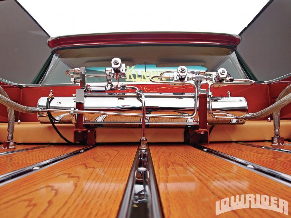 1959 CHEVROLET EL CAMINO custom tuning hot rods rod gangsta lowrider pickup wallpaper