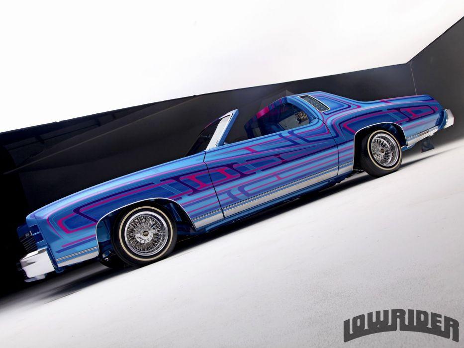 1974 CHEVROLET MONTE CARLO custom tuning hot rods rod gangsta lowrider wallpaper