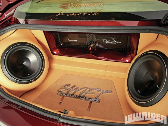 2008 CHRYSLER 300 custom tuning hot rods rod gangsta lowrider wallpaper