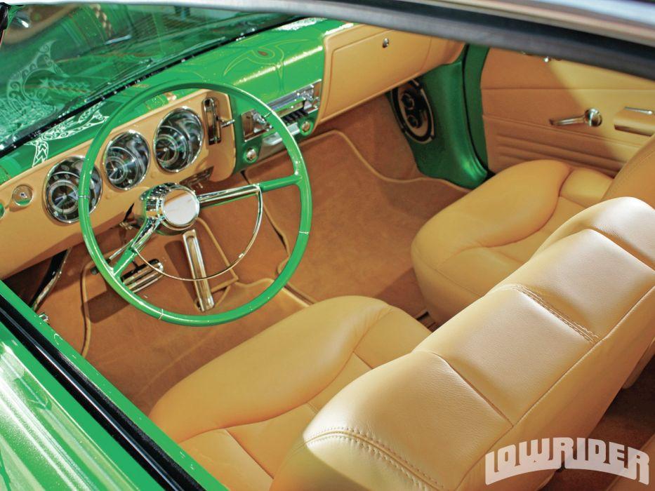 1966 CHEVROLET CORVAIR custom tuning hot rods rod gangsta lowrider wallpaper