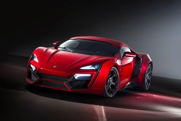 Lykan HyperSport 2014 cars supercars wallpaper