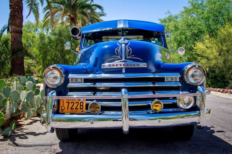 1953 CHEVROLET 235 PICKUP custom pickup tuning hot rods rod gangsta lowrider truck wallpaper