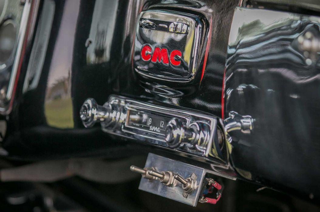 1954 GMC PICKUP custom pickup tuning hot rods rod gangsta lowrider truck wallpaper