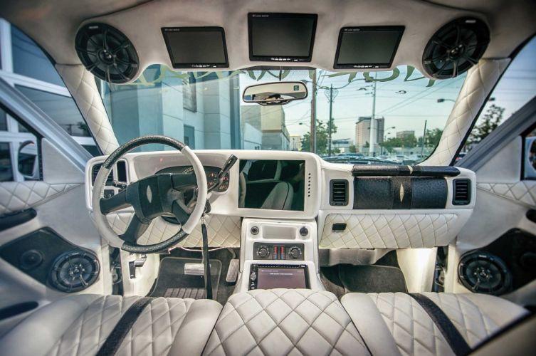 2005 CHEVROLET TAHOE custom suv truck tuning hot rods rod gangsta lowrider wallpaper