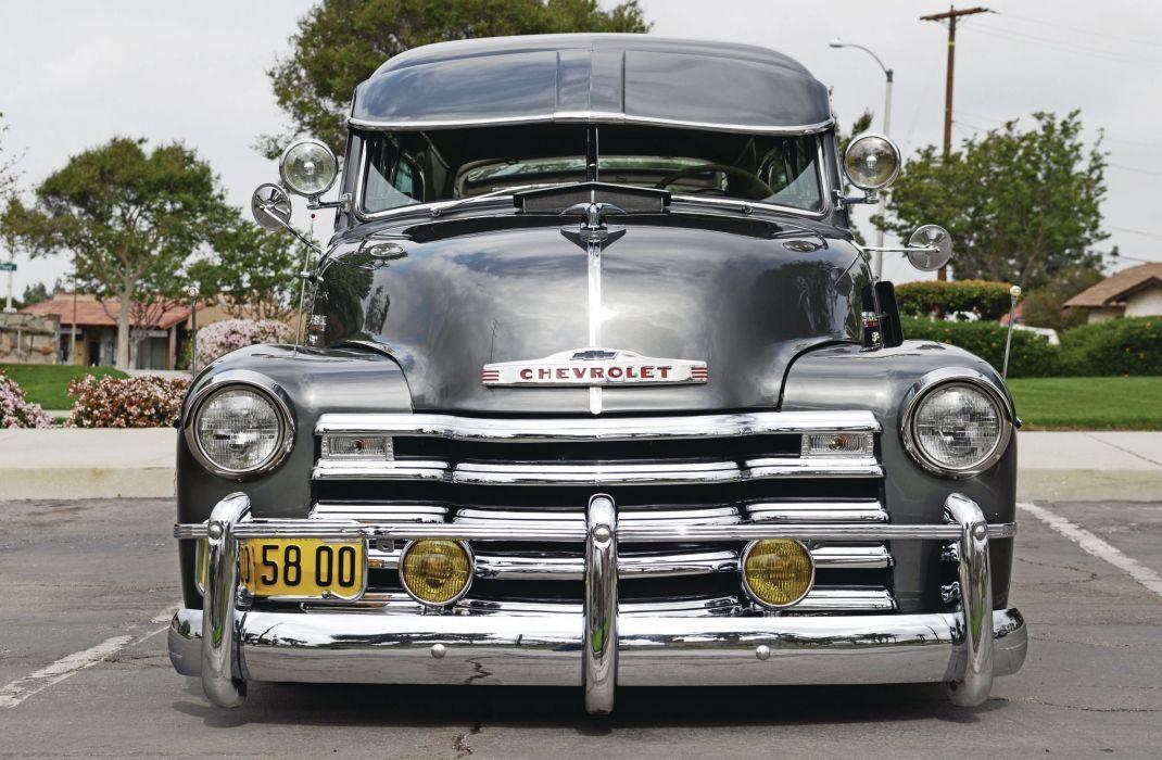 1948 CHEVROLET SUBURBAN custom stationwagon truck tuning hot rods rod gangsta lowrider wallpaper