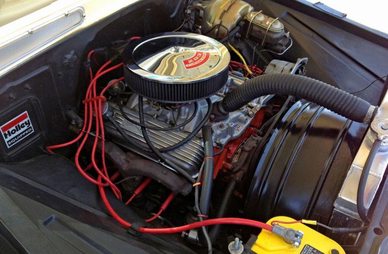 1960 CHEVROLET APACHE custom pickup tuning hot rods rod gangsta lowrider truck wallpaper
