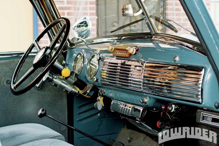 1949 CHEVROLET THRIFTMASTER custom pickup tuning hot rods rod gangsta lowrider truck wallpaper