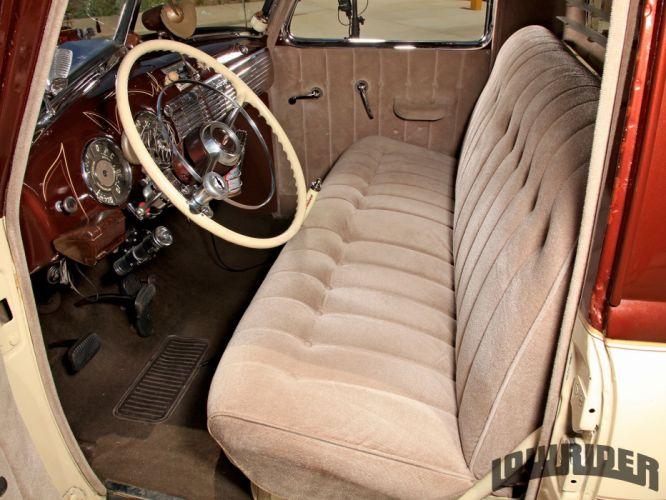 1949 CHEVROLET 3100 THRIFT MASTER custom pickup tuning hot rods rod gangsta lowrider truck wallpaper