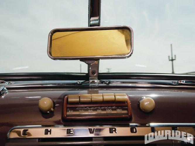 1951 CHEVROLET custom pickup tuning hot rods rod gangsta lowrider truck wallpaper