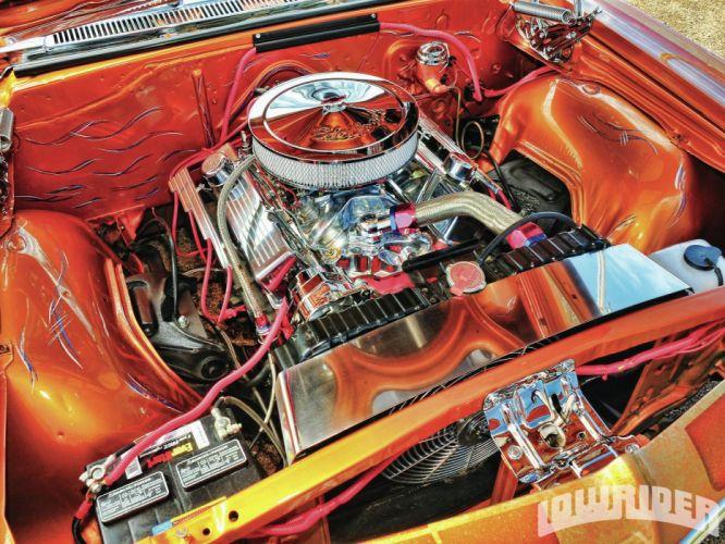 1966 CHEVROLET IMPALA lowrider custom tuning hot rod rods wallpaper