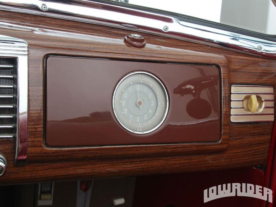 1938 BUICK CONVERTIBLE lowrider custom tuning hot rod rods wallpaper