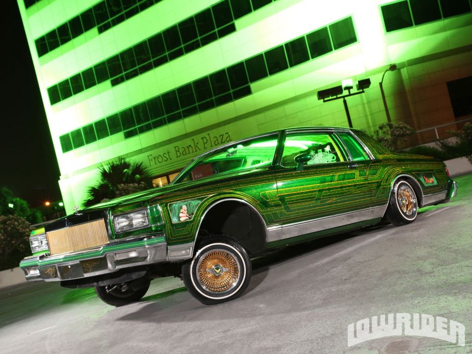 1985 CHEVROLET CAPRICE lowrider custom tuning hot rod rods wallpaper