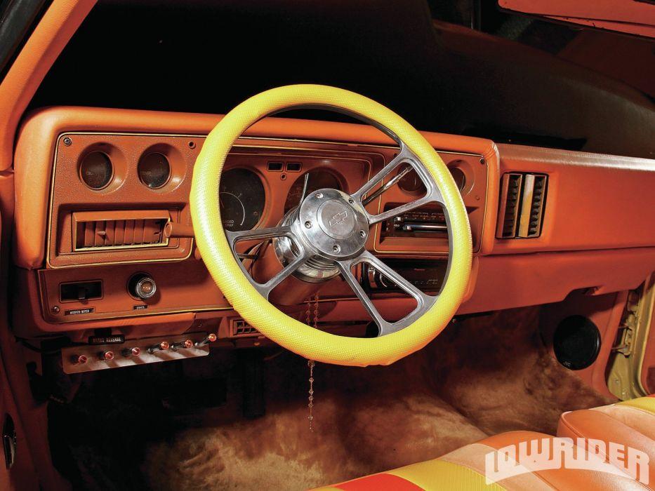 1977 CHEVROLET MONTE CARLO lowrider custom tuning hot rod rods wallpaper