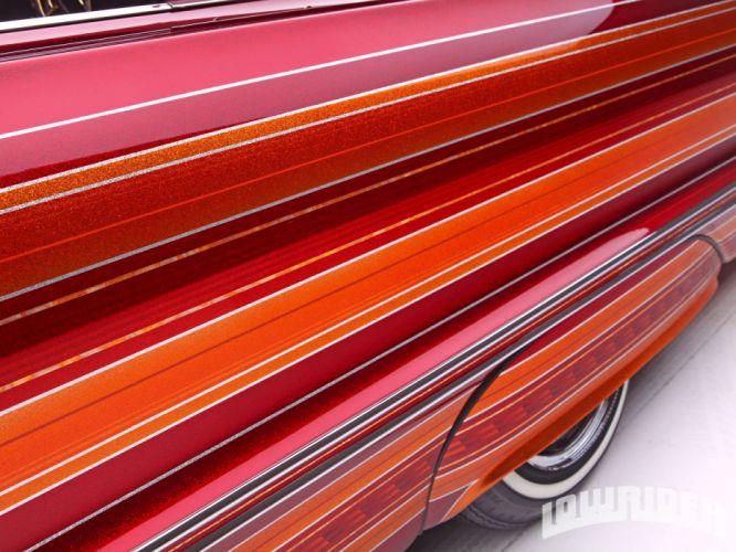 1963 CHEVROLET IMPALA lowrider custom tuning hot rod rods wallpaper