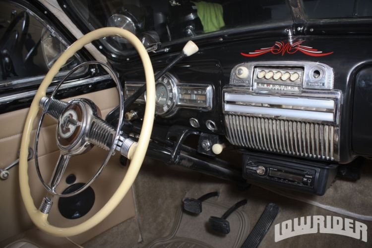 1947 PONTIAC TORPEDO lowrider custom tuning hot rod rods wallpaper