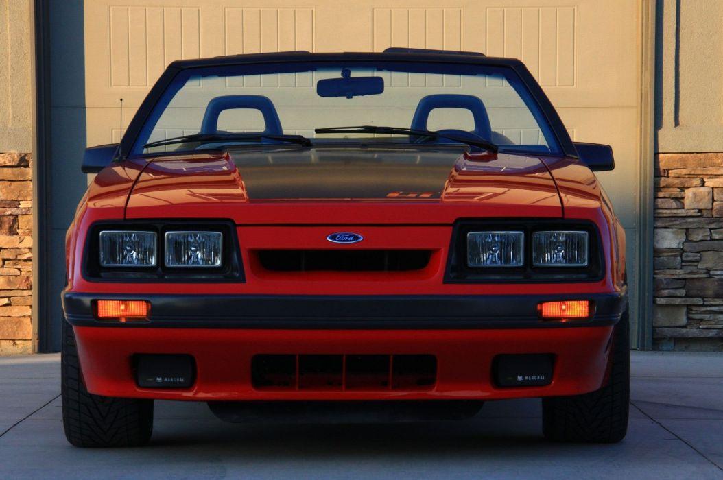 1979 ford Mustang cars convertible wallpaper