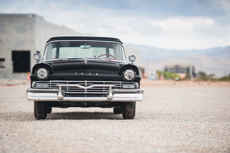 1957 Ford Courier Sedan Delivery cars classic wallpaper