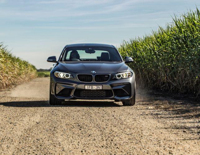 BMW M2 Coupe AU-spec (F87) cars 2016 wallpaper