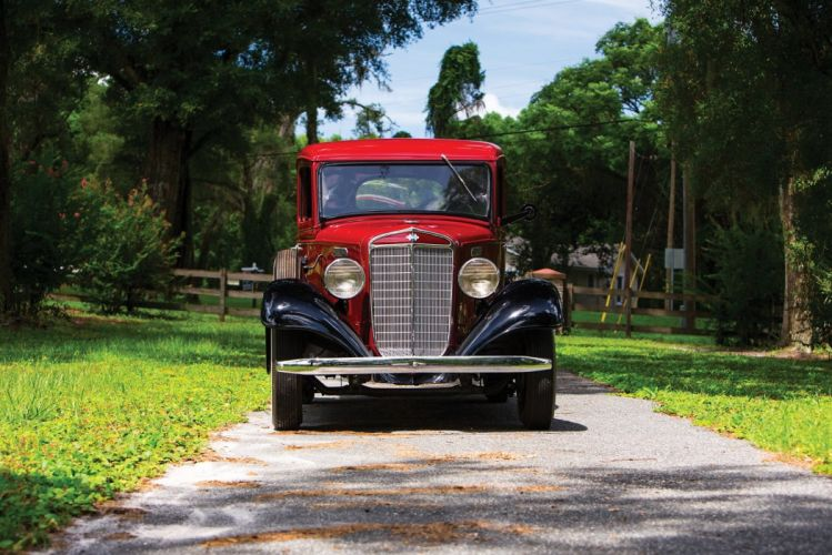1934 International C-1 Pickup cars truck classic wallpaper