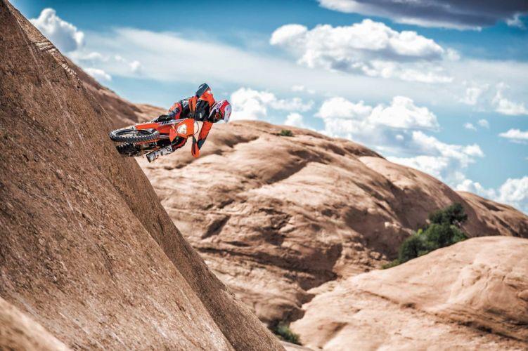 2017 KTM 250 EXC-F dirtbike bike dirt motorbike motorcycle moto motocross wallpaper