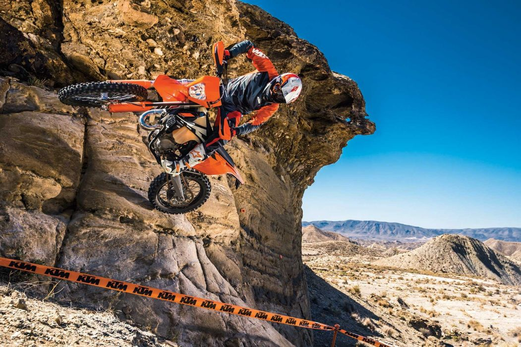 2017 KTM 150 XC-W dirtbike bike dirt motorbike motorcycle moto motocross wallpaper