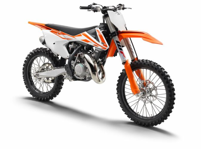 2017 KTM 125 SX dirtbike bike dirt motorbike motorcycle moto motocross wallpaper