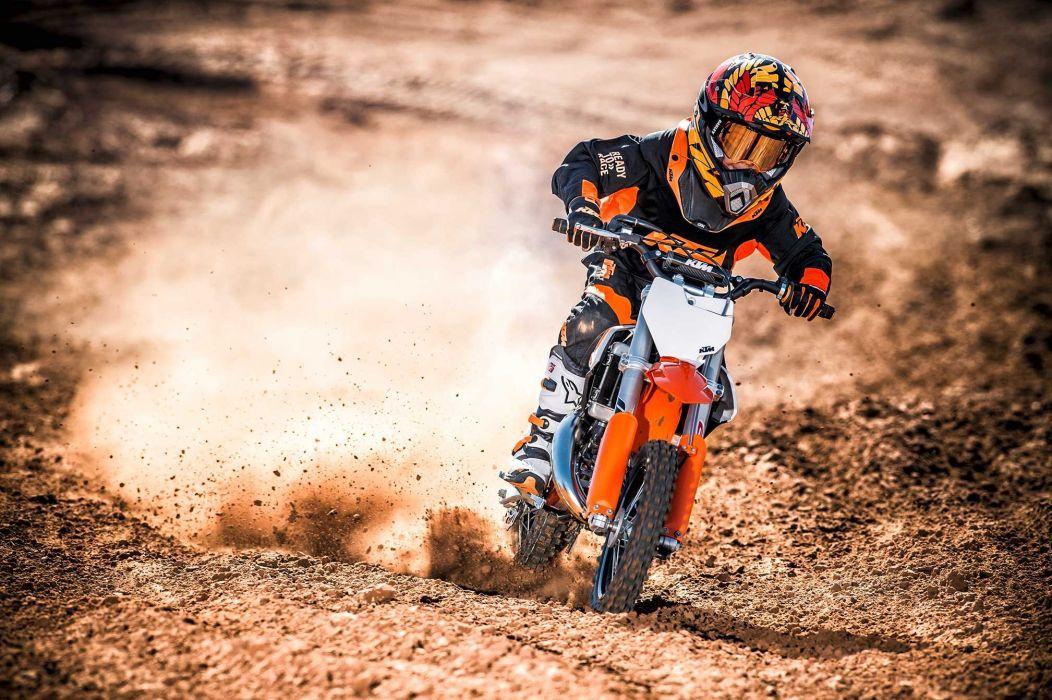 2017 KTM 50 SX Mini dirtbike bike dirt motorbike motorcycle moto motocross wallpaper