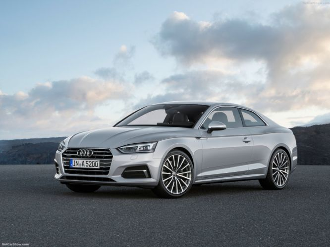 Audi A5 Coupe cars 2016 wallpaper