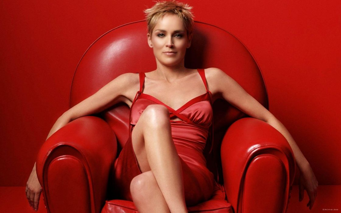 sharon stone actriz americana wallpaper