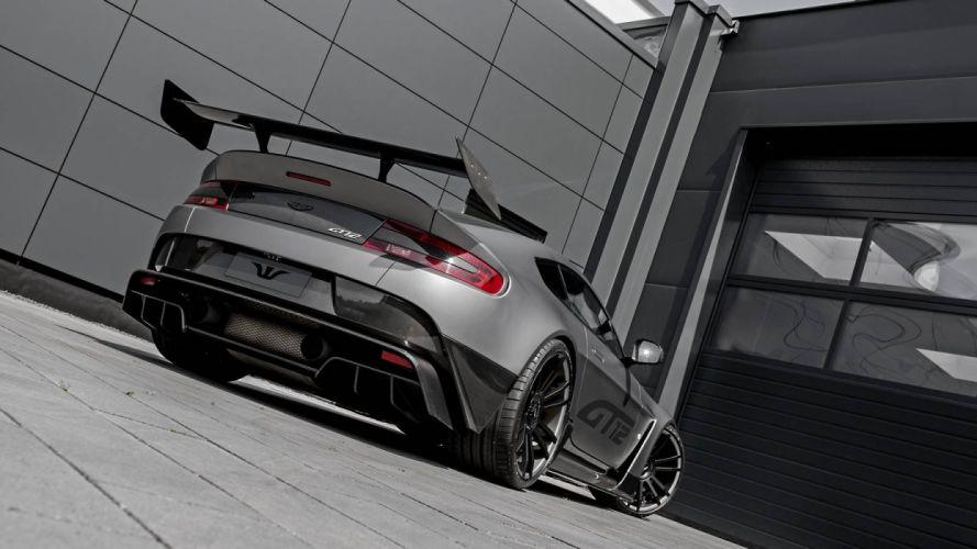 Aston Martin Vantage GT12 Wheelsandmore cars supercars modified wallpaper