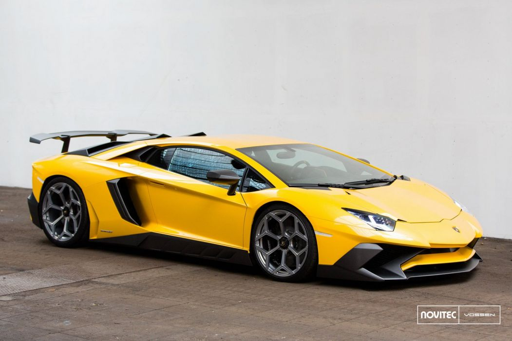 Novitec Torado Lamborghini Aventador SV Vossen Wheels Cars