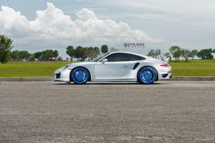 Porsche 991 Turbo strasse wheels cars wallpaper