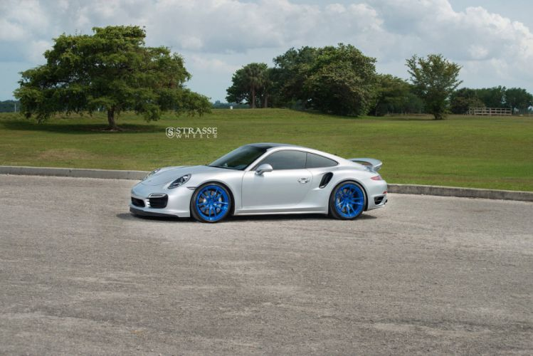 Porsche 991 Turbo strasse wheels cars wallpaper