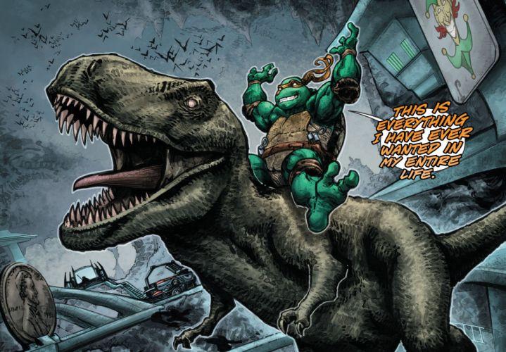 TEENAGE MUTANT NINJA TURTLES fantasy sci-fi adventure warrior animation action fighting tmnt poster wallpaper