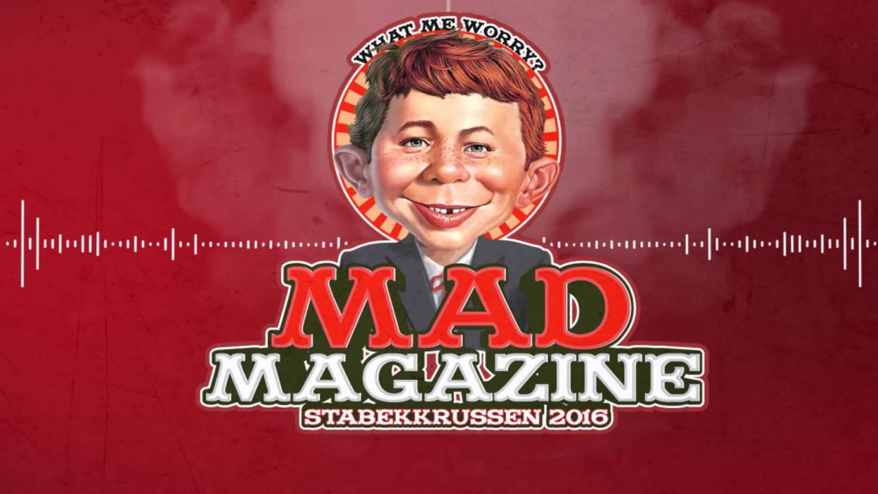 MAD MAGAZINE sadic comics humor funny comics poster wallpaper