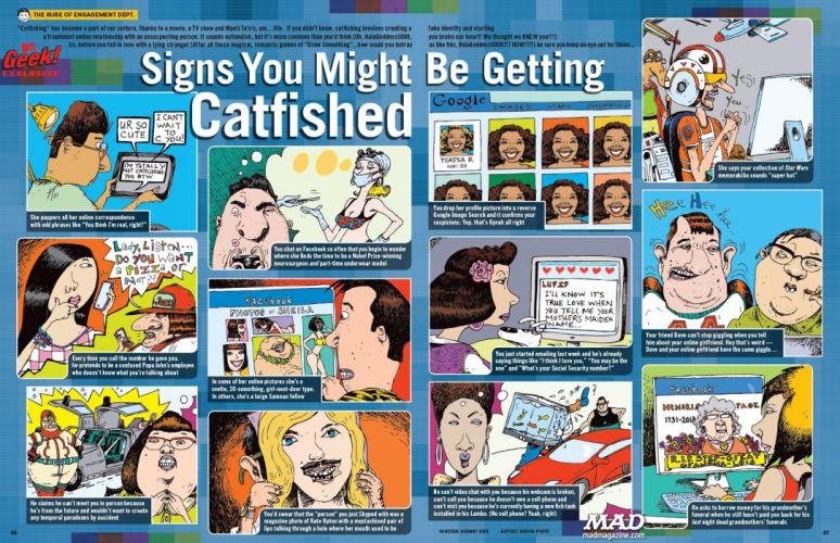 MAD MAGAZINE sadic comics humor funny comics poster wallpaper