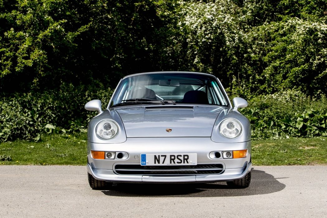 Porsche 911 Carrera RS Club Sport UK-spec (993) cars 1995 wallpaper