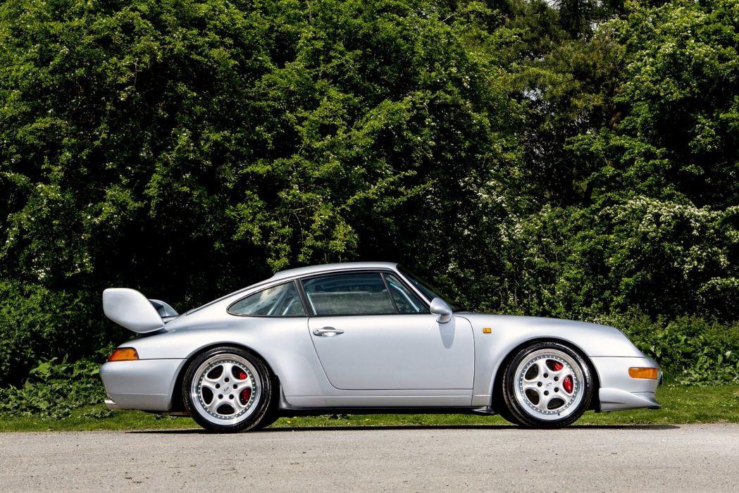 Porsche 911 Carrera RS Club Sport UK-spec (993) cars 1995 wallpaper