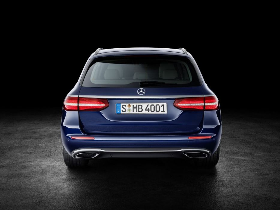 2016 Mercedes Benz E-class Estate cars wagon wallpaper