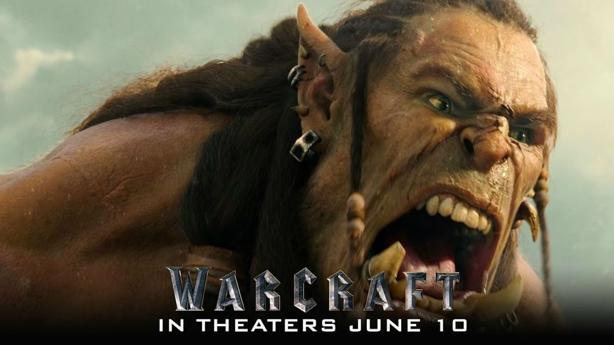 WARCRAFT Beginning fantasy action fighting warrior adventure world 1wcraft poster wallpaper