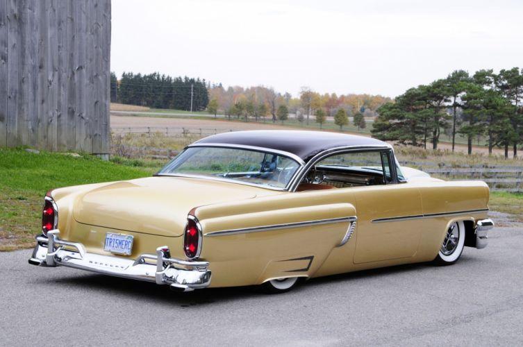 1956 Mercury Mild Custom cars classic modified wallpaper
