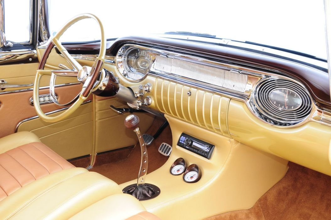 1956 Mercury Mild Custom cars classic modified wallpaper