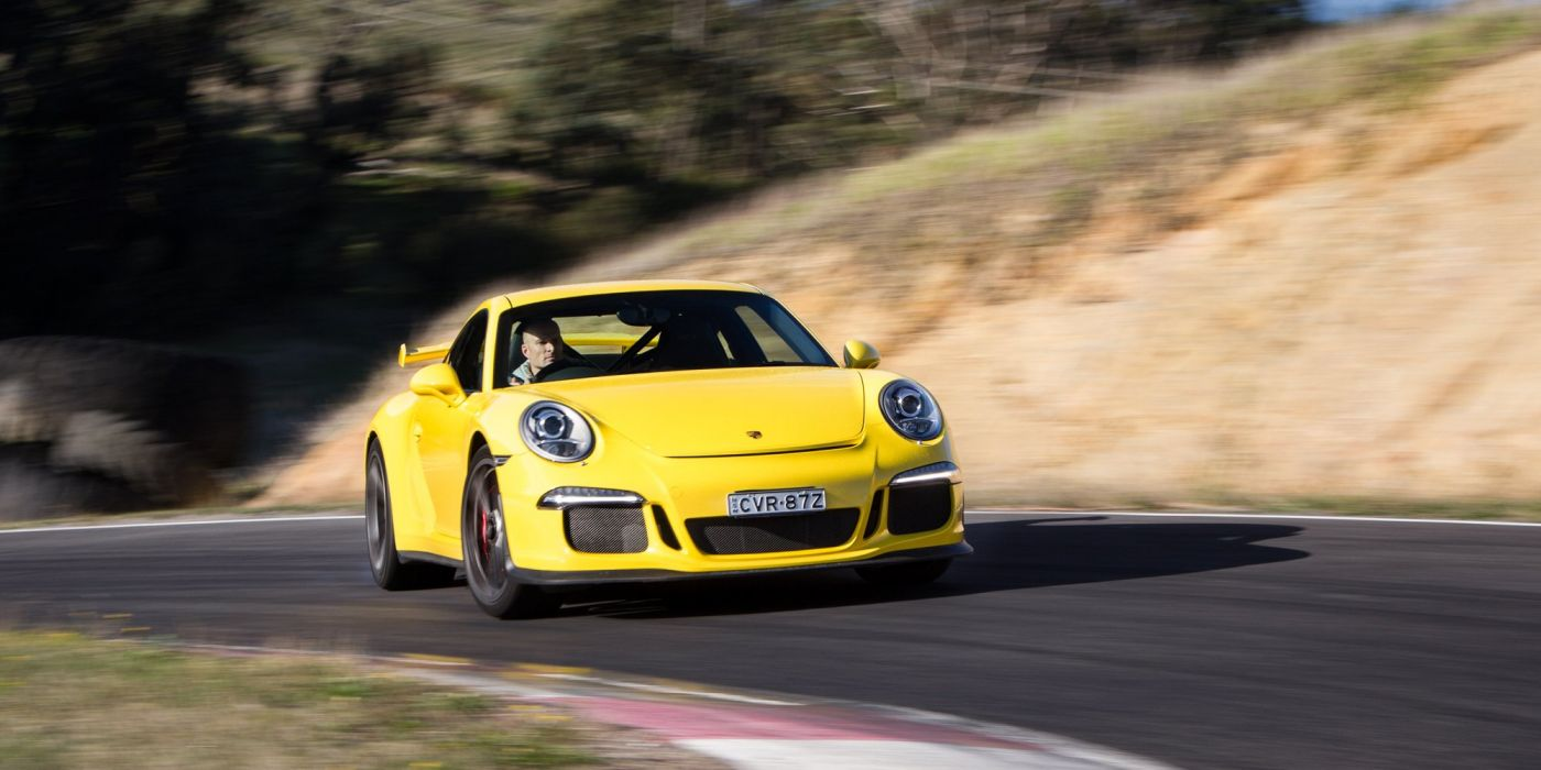 Porsche 911 GT3 AU-spec (991) cars 2014 wallpaper