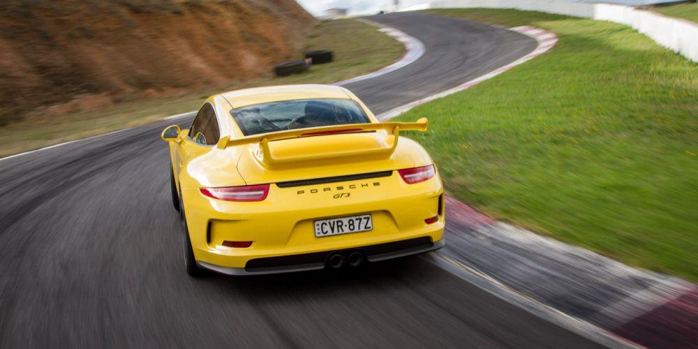 Porsche 911 GT3 AU-spec (991) cars 2014 wallpaper