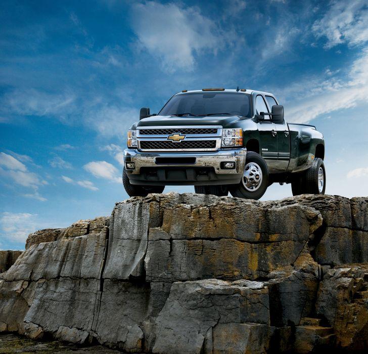 chevrolet 3500 coche americano barranco wallpaper
