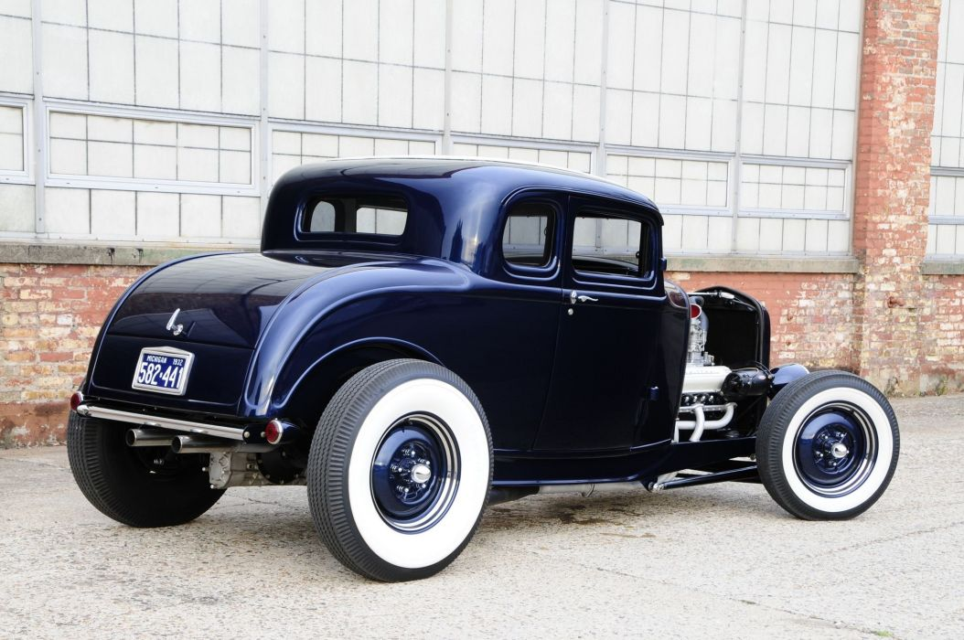 1932 Ford Coupe cars classic hot rod wallpaper