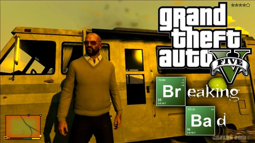 BREAKING BAD series drugs crime drama thriller dark poster gta grand theft auto wallpaper