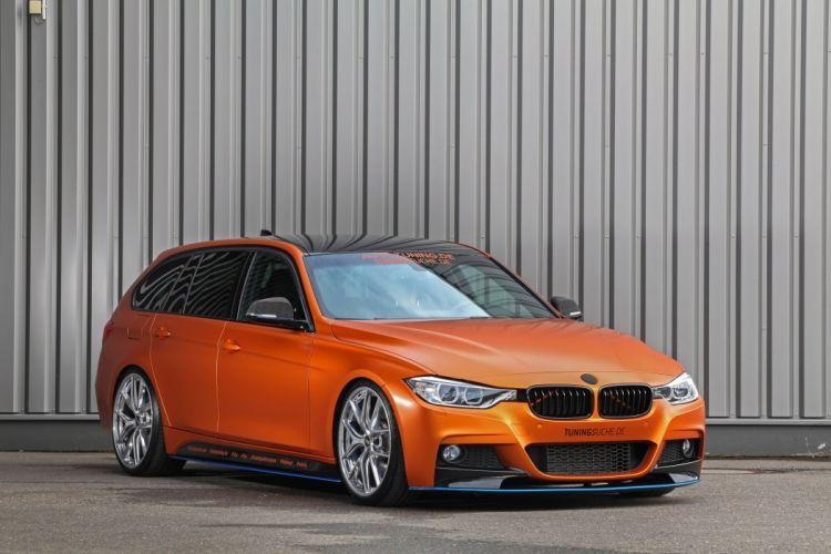 Tuningsuche BMW 328i Touring (F31) cars modified 2016 wallpaper
