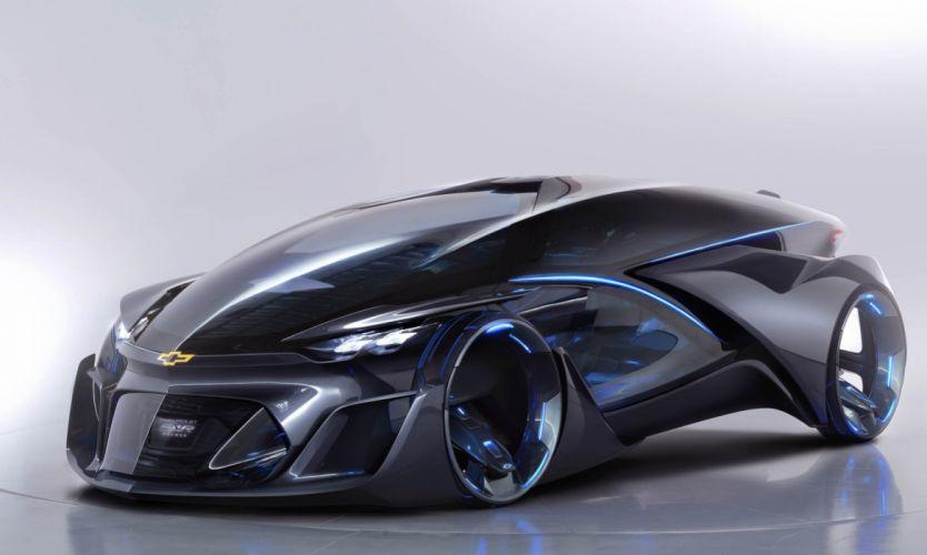 coche concepto negro wallpaper