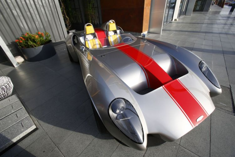 Jannarelly Design-1 Roadster cars 2016 wallpaper
